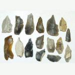 Federmessercultuur Artefacten