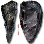 Midden Paleolithische Vuistbijl