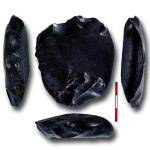Neanderthaler werktuig Levalloiskern